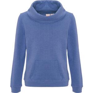 manguun teens Sweatshirt mit Schlauchkragen, für Mädchen