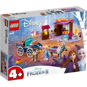 LEGO® Disney - 41166 Elsa und die Rentierkutsche