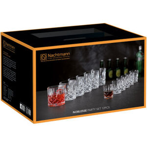 "Nachtmann Party-Becher-Set ""Noblesse"", 12-teilig"