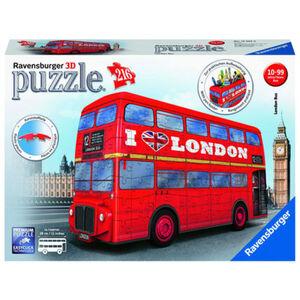 Ravensburger Puzzle - London Bus, 216 Teile