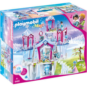 PLAYMOBIL® Magic - Funkelnder Kristallpalast 9469