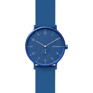 """Skagen Armbanduhr Aaren Kulor """"SKW6508"""", blau"""