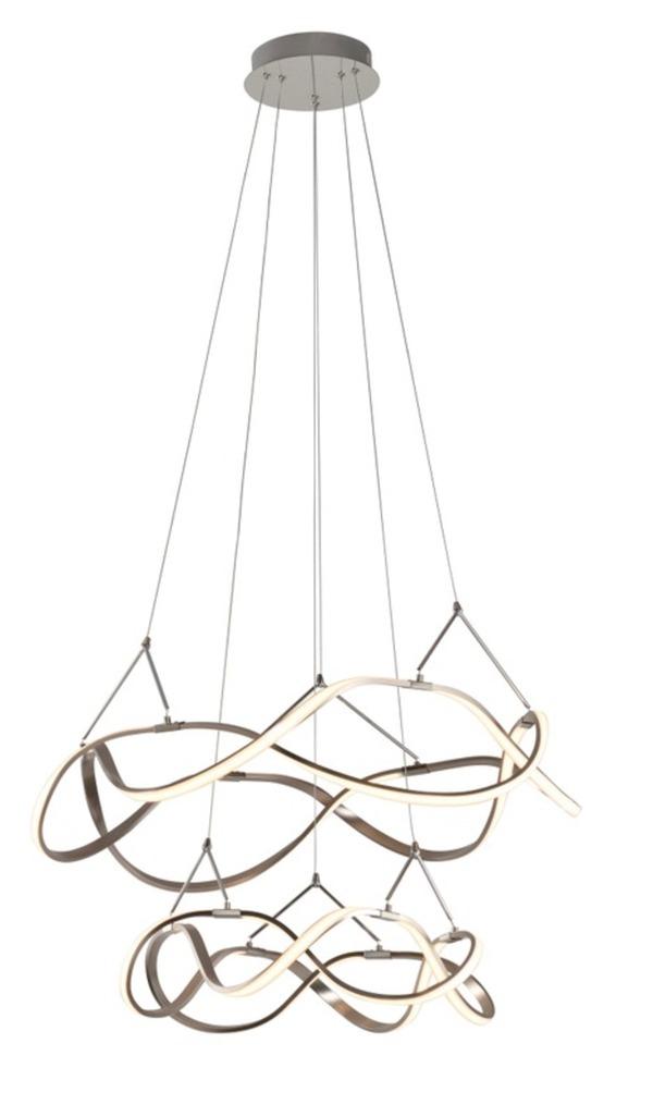DesignLive LED-Pendelleuchte LIGARA
