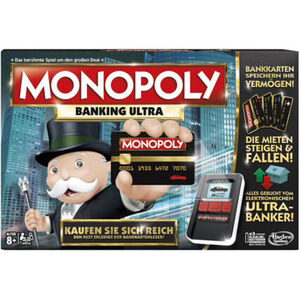 Hasbro Gaming Monopoly Banking Ultra