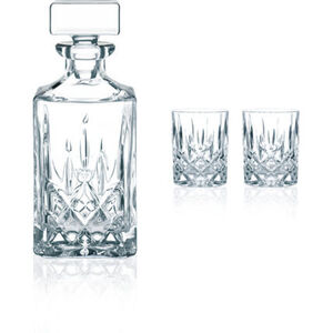 "Nachtmann Whisky-Set ""Noblesse"", 3-teilig, klar"