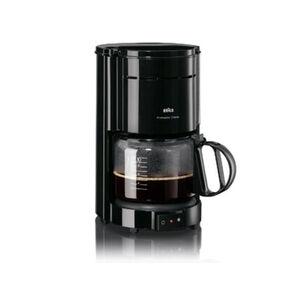 """Braun Kaffeemaschine """"Aromaster Classic KF47/1"""", schwarz, schwarz"""