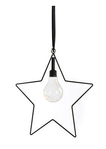 LED-Hängedeko Stern