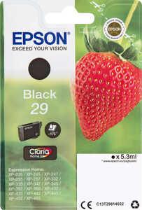 EPSON  Druckerpatrone Nr. 29 Schwarz