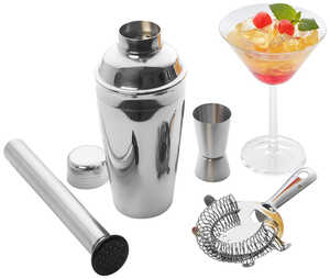 SPICE&SOUL®  							Cocktail-Shaker-Set