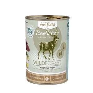 """AniForte PureNature WildForest """"Wild mit Zucchini"""" für H 7.23 EUR/1 kg"""