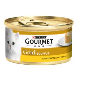 12 x 85g Gourmet Gold Soufflé Huhn (Multipack)