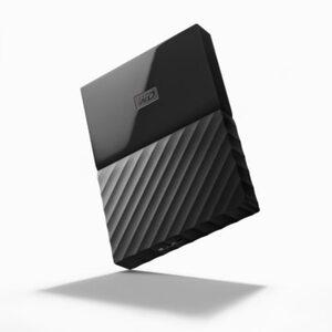 WD My Passport für Mac USB3.0 4TB 2.5zoll inkl. USB-C Kabel schwarz