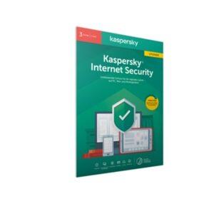 Kaspersky Internet Security Upgrade 3Geräte | 1Jahr | FFP