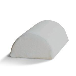 Ortho-Vital Halbrollenkissen, Silber