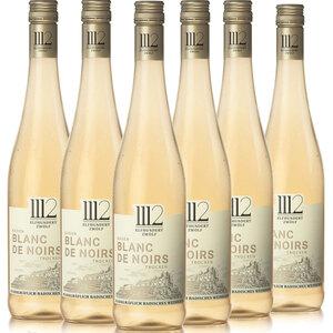 1112 Blanc de Noirs Weißwein Trocken - 6er Karton