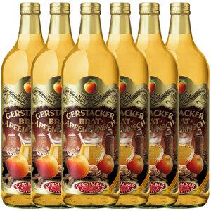 Gerstacker Brat-Apfelpunsch 1l - 6er Karton