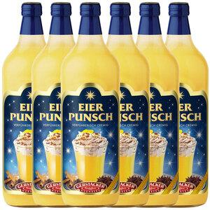 Gerstacker Eierpunsch 1l - 6er Karton