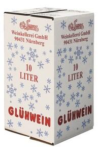 Gerstacker St. Lorenz Christkindl Glühwein 10 l Bag in Box