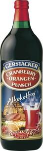 Gerstacker Cranberry-Orangen-Punsch 1l