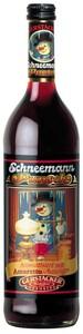 Gerstacker Schneemann Punsch 0,745l