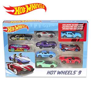 Hot Wheels Geschenkset ab 3 Jahren