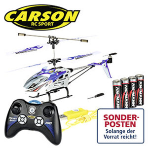 R/C Helikopter Easy Tyrann 180 Sport inkl. Batterien, ab 8 Jahren