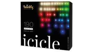 Twinkly LED Lichterkette App gesteuert RGBW