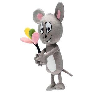 SAGOSKATT                                Stoffspielzeug, Maus mit Ballons