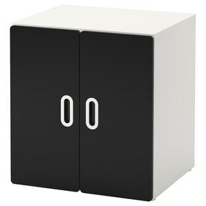 STUVA / FRITIDS                                Schrank, weiß, Kreidetafeloberfläche, 60x50x64 cm