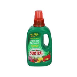 Flüssigdünger Pflanzen Nahrung 500 ml Substral
