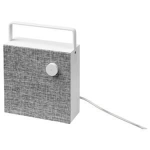 ENEBY                                Bluetooth-Lautsprecher, weiß, 20x20 cm