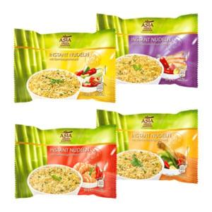 ASIA GREEN GARDEN     Instant Nudeln