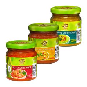 ASIA GREEN GARDEN     Curry Paste