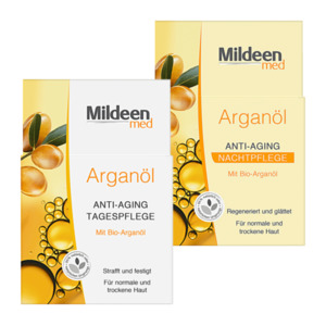 MILDEEN     Arganöl Anti-Aging Gesichtspflege
