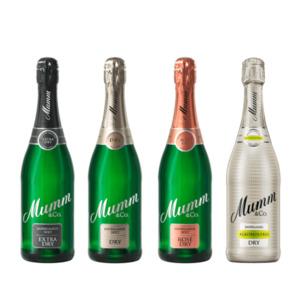 Mumm Jahrgangssekt / Alkohlfrei