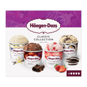 Häagen-Dazs Classic Collection Eiscreme