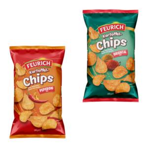 FEURICH     Kartoffelchips