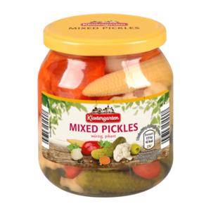 KLOSTERGARTEN     Mixed Pickles