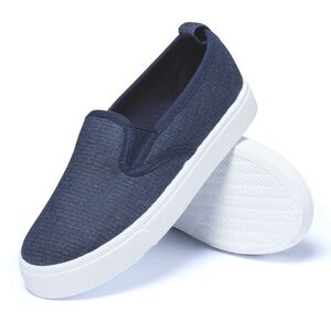 Kinder Slipper - Gr. 32 dunkelblau