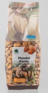 Lihn  Mandel Kerne braun 1000 g