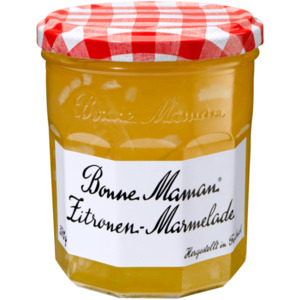 Bonne Maman Zitronen-Marmelade 370g