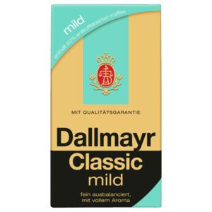 Dallmayr Kaffee Classic entkoffeiniert 500g