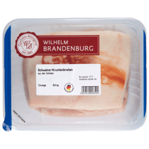 Wilhelm Brandenburg Schweine-Krustenbraten aus dem Schinken 1kg