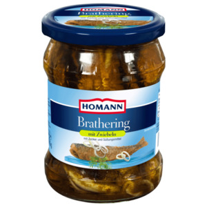 Homann Brathering 500g