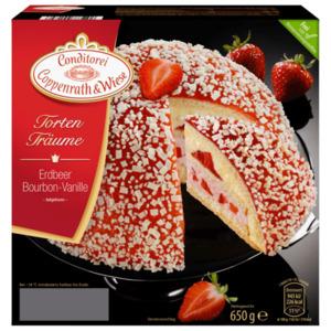 Coppenrath & Wiese Torten-Träume Erdbeer Bourbon-Vanille 650g