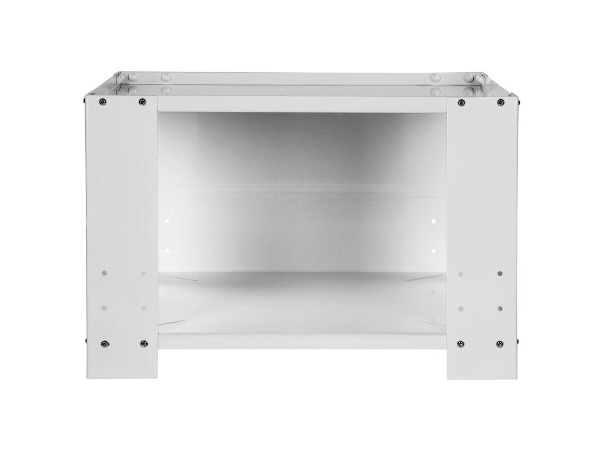 Bild 2 von Xavax Unterbausockel, mit Bodenfach, für Waschmaschine und Trockner, aus Metall