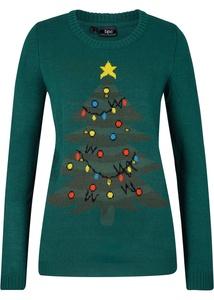 Pullover mit Weihnachtsglocken