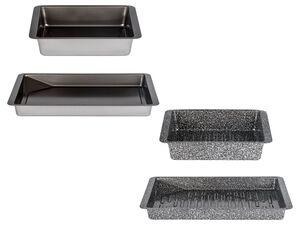 ERNESTO® Backblech/ Ofenform, mit Strukturboden, Antihaftbeschichtung
