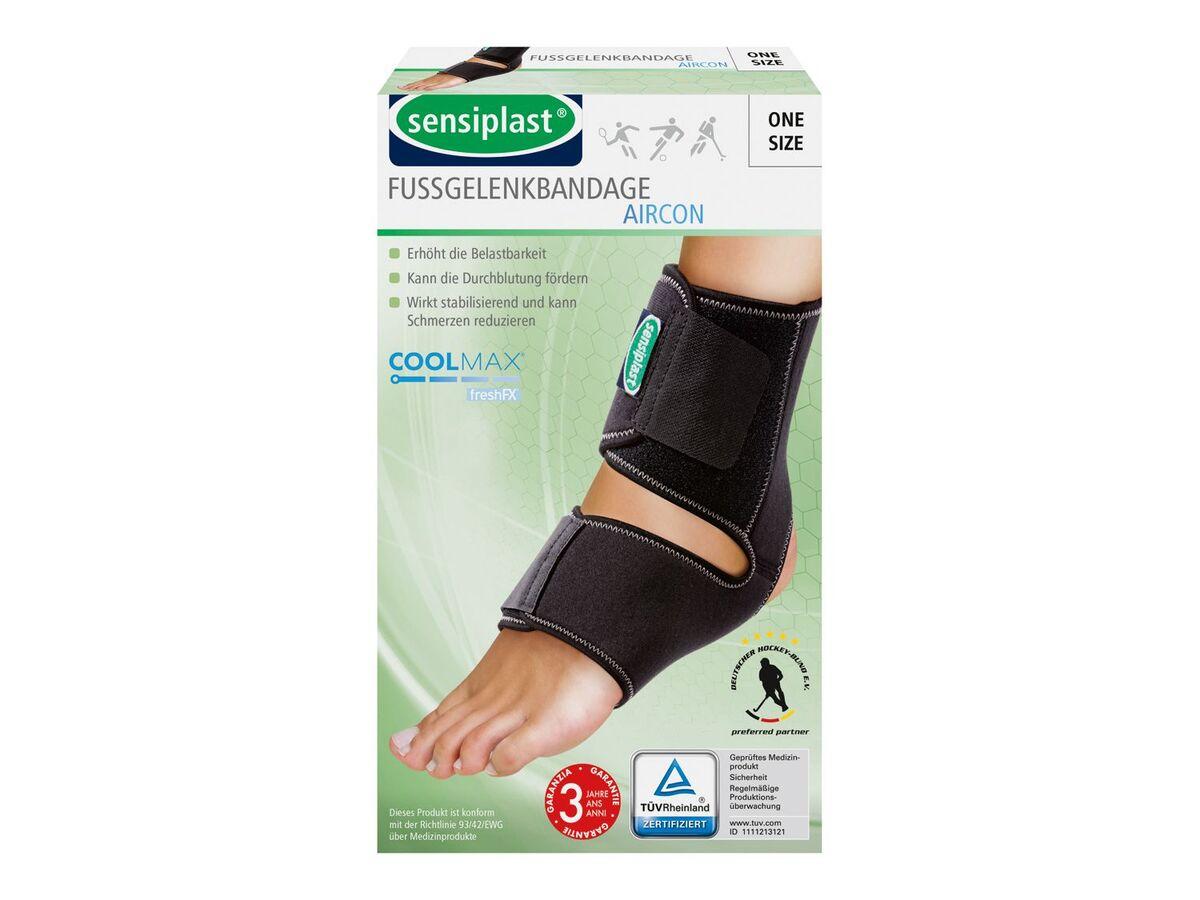 Bild 2 von SENSIPLAST® Sportbandage, AIRcon, Ellenbogen, Fußgelenk, Epicondylitis