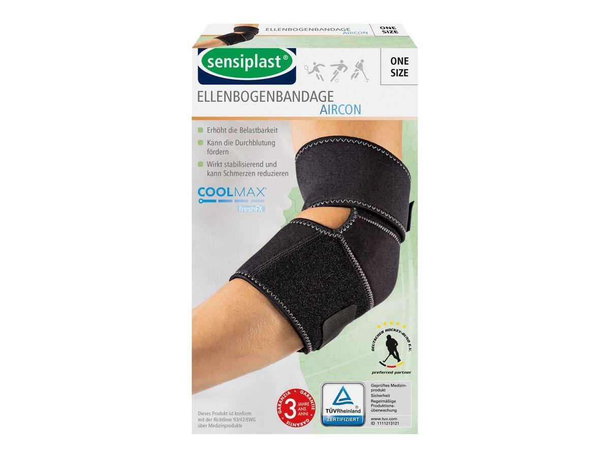 Bild 4 von SENSIPLAST® Sportbandage, AIRcon, Ellenbogen, Fußgelenk, Epicondylitis